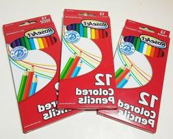 RoseArt Pre-sharpened 24 Colored Pencils DFB59