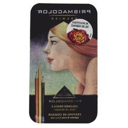 Prismacolor Premier Colored Pencil 12-Color Set, One Single