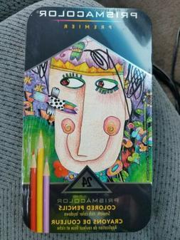 Prismacolor Premier  Colored Pencils - 24ct