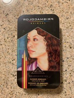 PRISMACOLOR Premier Colored Pencils - 36 Count - Brand New -