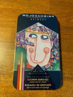 Prismacolor Premier Colored Pencils Set of 24 NEW SEALED in
