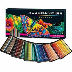 Prismacolor Premier Colored Pencils, Soft Core, 150 Pack Sof