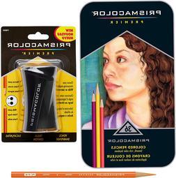 Prismacolor Premier Colored Pencils, Soft Core, 36 Pack with