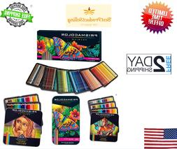 Professional Prismacolor Colored Pencils Soft Core set of 36