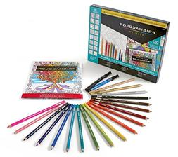 Prismacolor Premier Coloring Kit With Colored Pencils, Art M