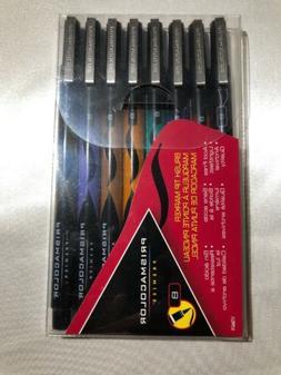 Prismacolor 1736674 Premier Illustration Brush Tip Art Marke