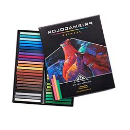 Prismacolor 27051 Premier NuPastel Firm Pastel Color Sticks,