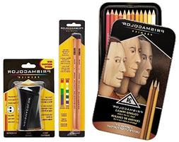 Prismacolor Premier Colored Pencil and Accessory Set, Set of