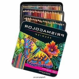 Prismacolor 4484 Premier Colored Pencils, Soft Core, 132-Cou
