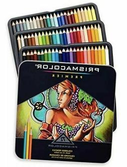 Prismacolor Premier Soft Core Colored Pencil Set of 72 Assor