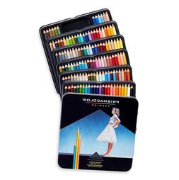 Prismacolor Premier Soft Core Colored Pencils 132 Colored Pe