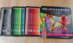 Prismacolor Premier Soft Core Colored Pencils, Assorted Colo