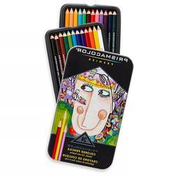 Prismacolor Premier Soft Core Colored Pencils 24 Colored Pen