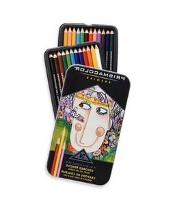Prismacolor Premier Soft Core Colored Pencils, Soft, Thick C