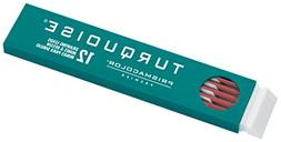 Prismacolor Premier Turquoise Graphite Drawing Leads, Red, 2