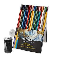 Prismacolor Premier Verithin Colored Pencils, 36 Pack with P