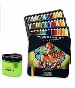 Prisma Prismacolor Premier Colored Pencils, Soft Core, 72 Pa