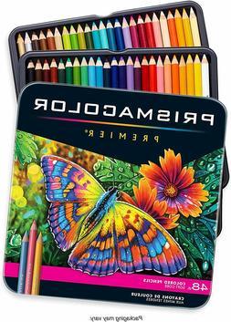 Prismacolor Premier Colored Pencils, Soft Core, 150 Pack