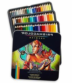 Prismacolor Premier Colored Pencils, Soft Core 72 Pack