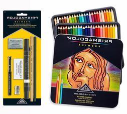 Prismacolor Premier Colored Pencils, Soft Core, 48-Count wit