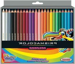 Prismacolor Scholar  Color Pencil Set,Pack of 24