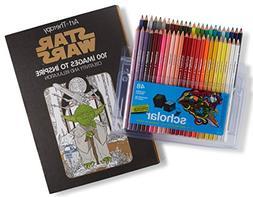 Prismacolor Scholar Colored Pencils, 48 Pack and Adult Color