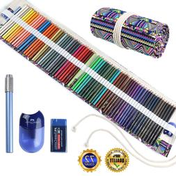 Professional Colored Pencils Set Artists Sketchers Drawing O