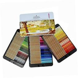 Professional Premium numbered 72 Colored Pencils Set Schpire