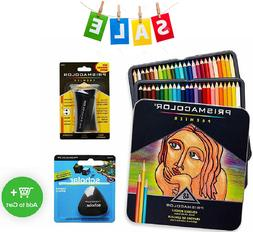 Quality Art Set  Premier Colored Pencils 48 Pack Premier Pen