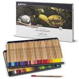 LYRA Rembrandt Aquarell Artists' Colored Pencils, Set of 72,