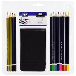 Royal & Langnickel Essentials: 13pc Drawing Art Set w/ Sketc