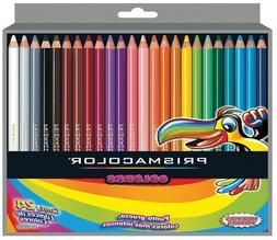 Prismacolor Scholar Colored Pencil Set, 24 Pack