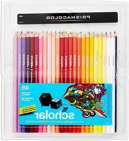 Prismacolor Colored Pencils Scholar Set 48 New Unopened