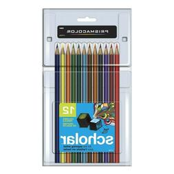 Prismacolor Scholar Colored Pencils, Assorted Colors, Set of