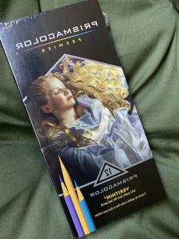 SEALED PRISMACOLOR Premier Verithin Colored Pencils, Assorte