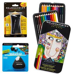 Prismacolor Quality Art Set - Premier Colored Pencils 24 Pac