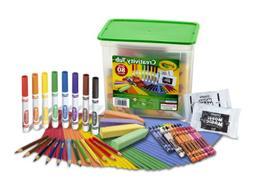 Crayola Art Set Color Sticks Kids Craft Supplies Washable Pa