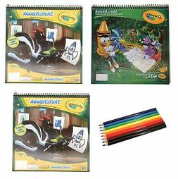 Sketch Books Bundle  Non-Toxic, Draw,