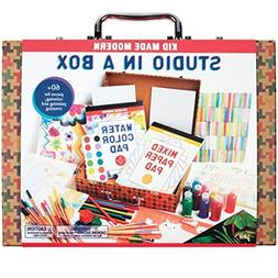 Kid Made Modern Studio in A Box Set - Arts & Crafts Kit for