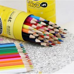 For Supplies Artist 12/18/24/36 Pcs Color Pencil Set Student