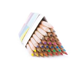 International Arrivals The Triangle Colored Pencils, Set of
