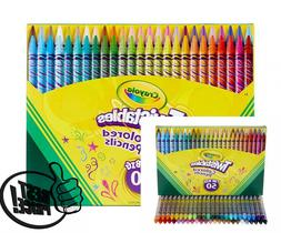 twistables colored pencils 50 count gift toy