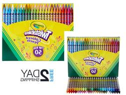 Crayola Twistables Colored Pencils No Sharpening Nontoxic Po