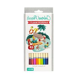 U Play Superior Quality Colored Pencils, Perfect For Adult C