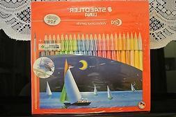 Staedtler Luna 24 watercolour Colours Pencils coloured Pen
