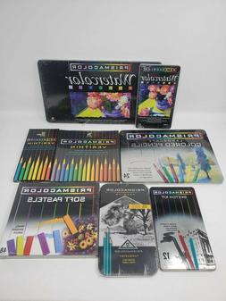 Prismacolor Various Materials