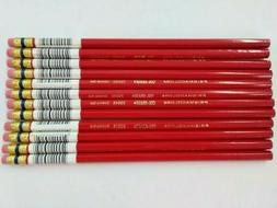 Vintage Prismacolor Col Erase Color Pencils Carmine Red 20045