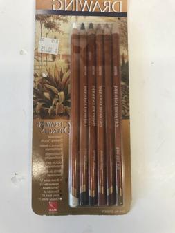 Vintage Derwent Colored Drawing Pencils