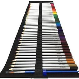 OOKU Watercolor Pencils Arist Set - 48 Dry Coloring Pencils/