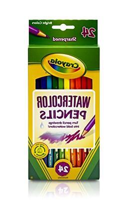 Watercolor Colored Pencils box of 24